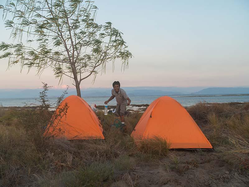 gili-indonesie-kamperen-tent-2