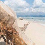 Strand op Gili Poh