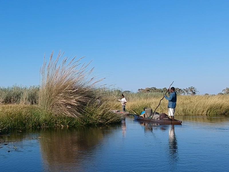 Canoo Delta Botswana