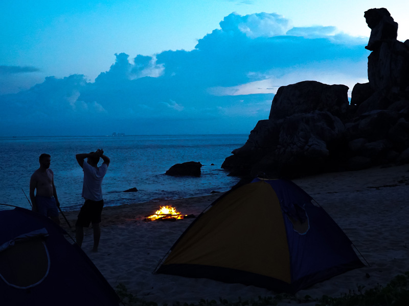 Campfire Stories Vietnam
